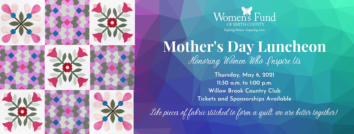 Womens Fund Mothers Day Event